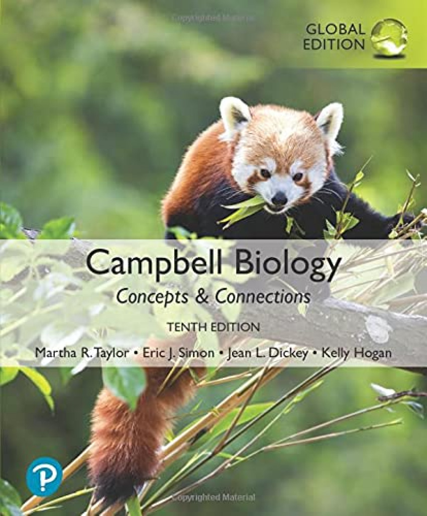 Campbell biology: concepts