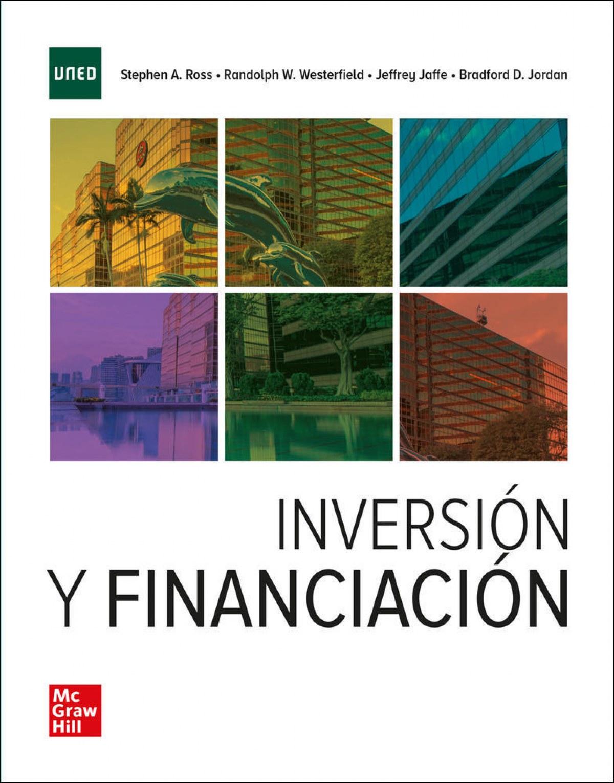 INVERSION Y FINANCIACION