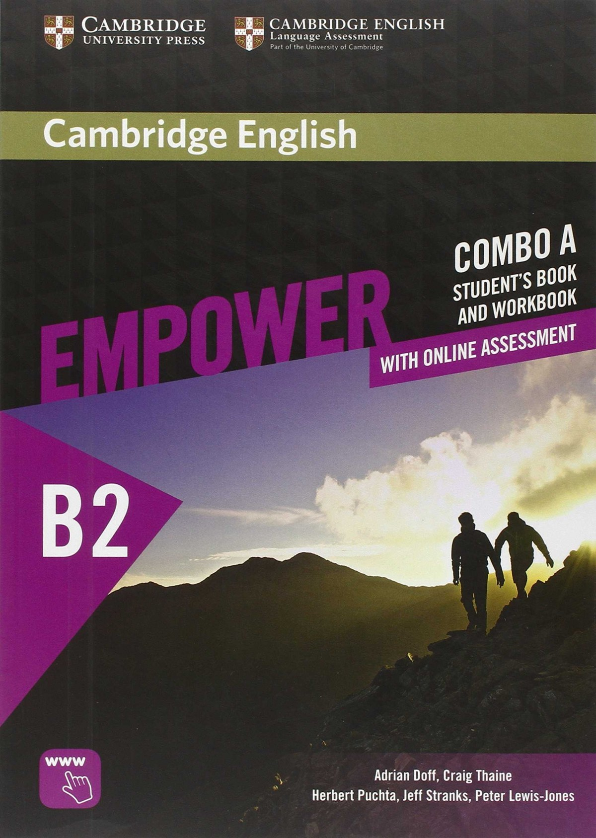 Cambridge English Empower Upper Intermediate Combo A with Online Assessment