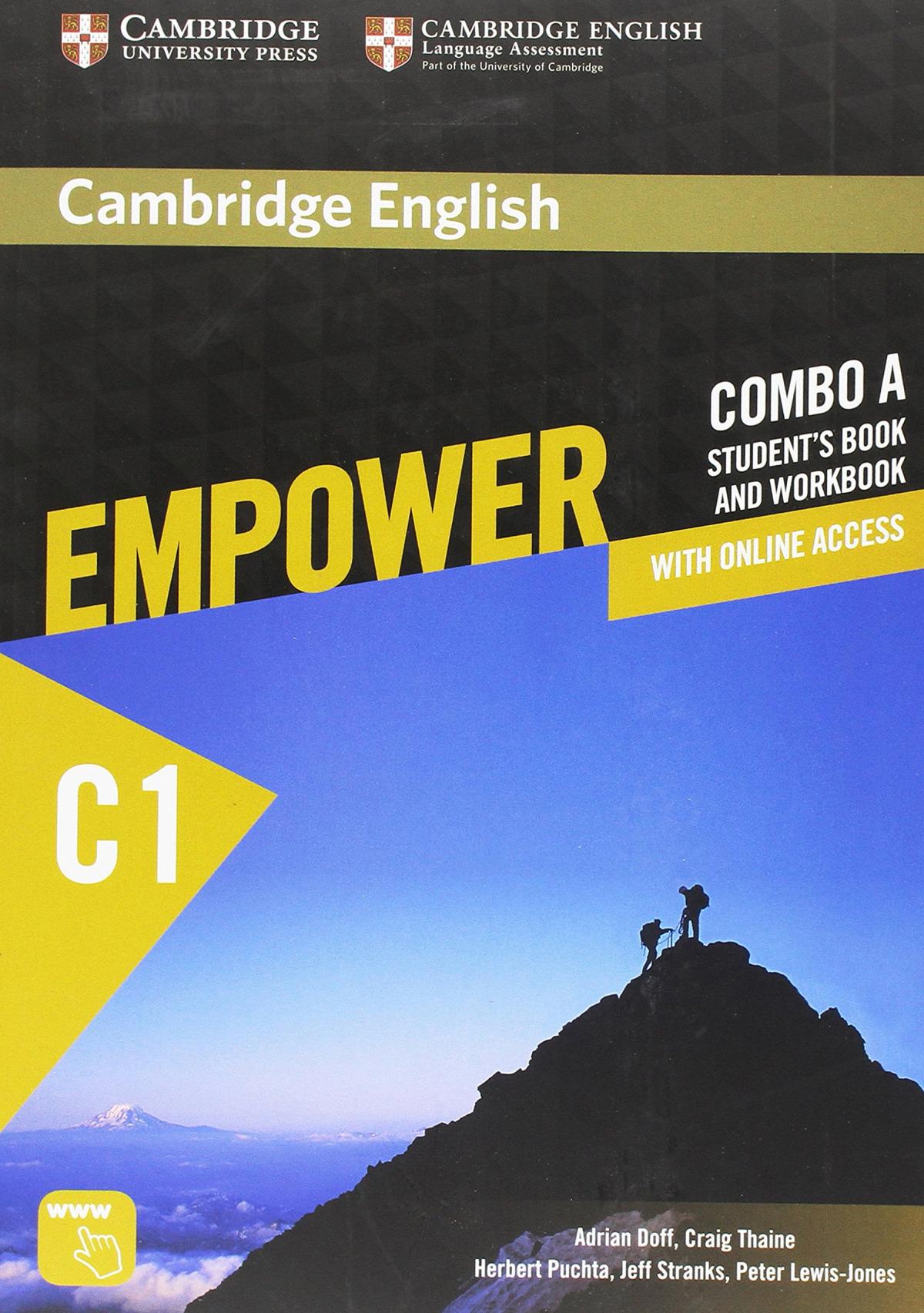 CAMBRIDGE ENGLISH EMPOWER ADVANCD C1 COMBO +ONLINE ASSESSMENT