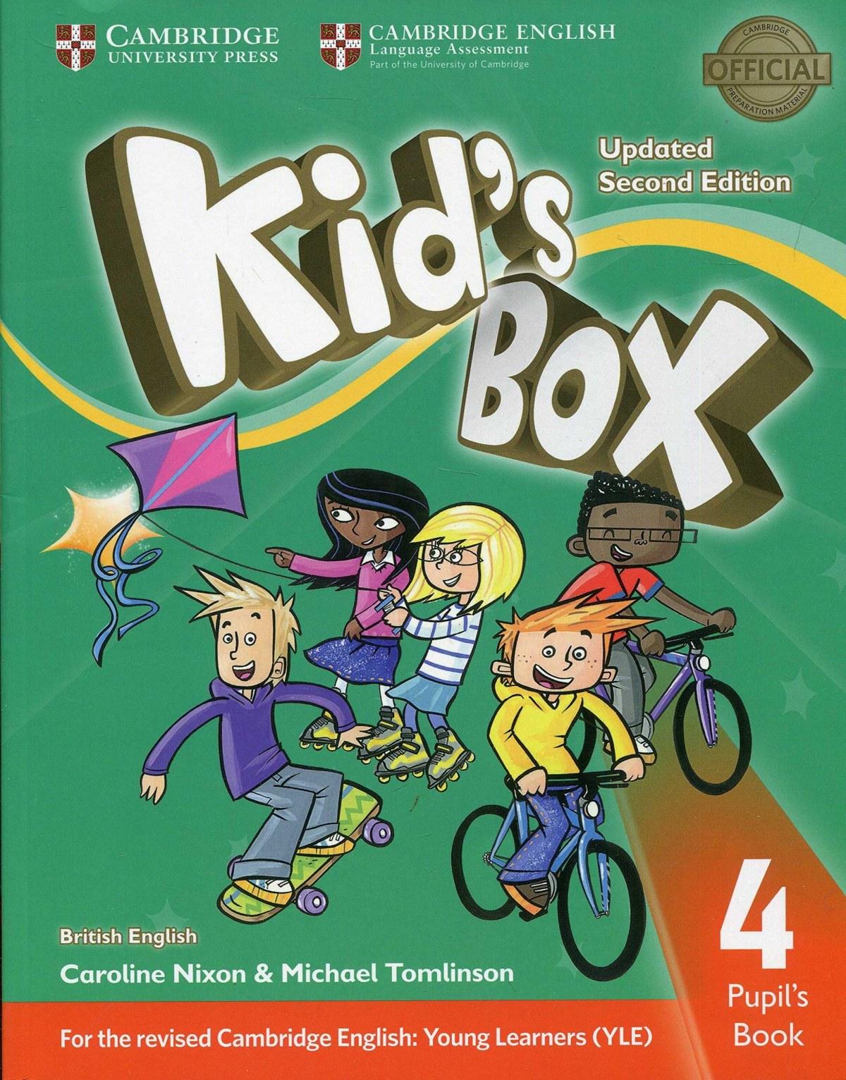 (2 ED) EP 4 - KID*S BOX UPDATED