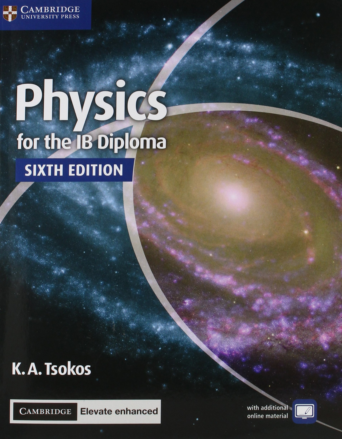 PHYSICS FOR THE IB DIPLOMA COURSEBOOK +DIGITAL ACC