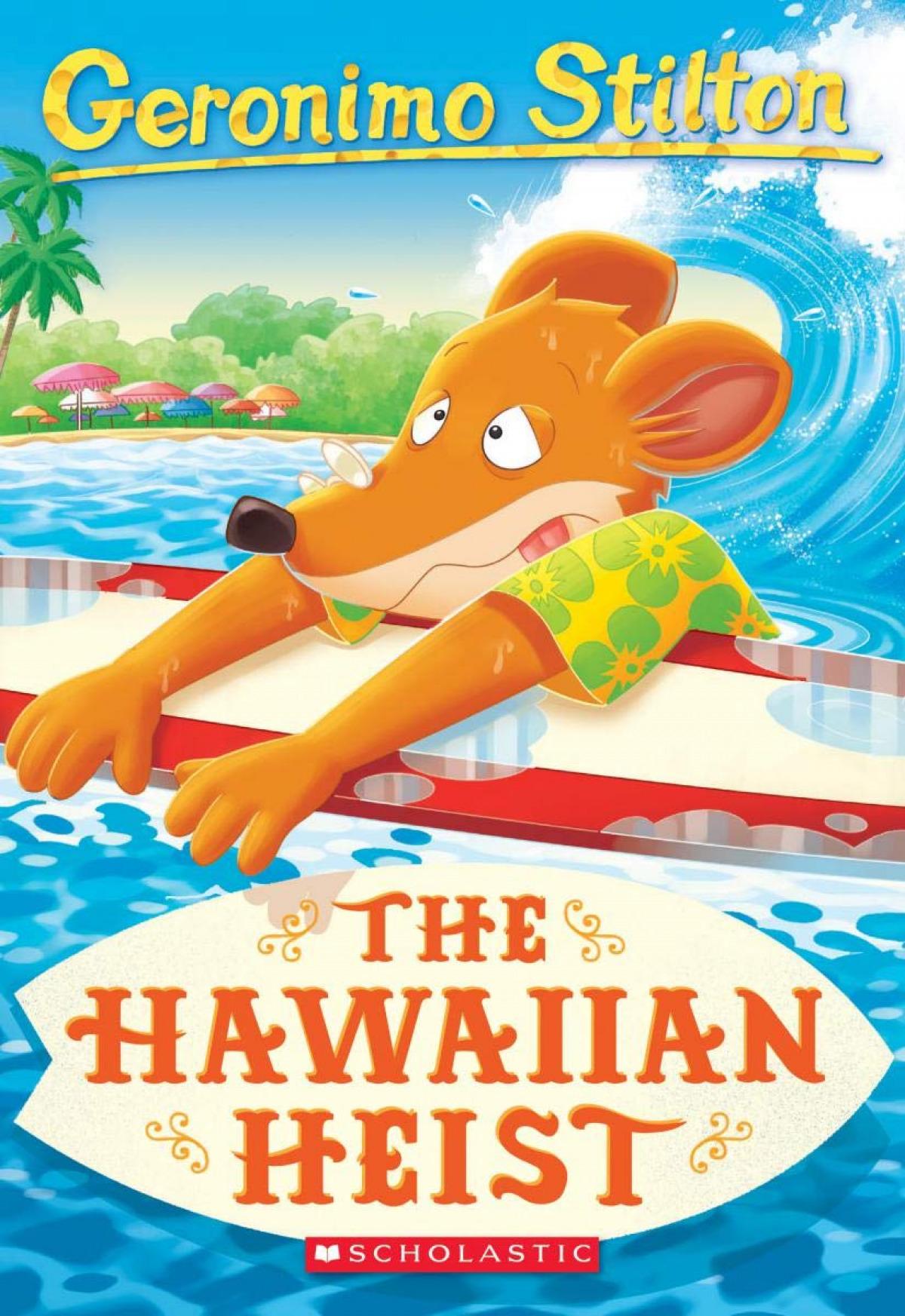 THE HAWAIIN HEIST