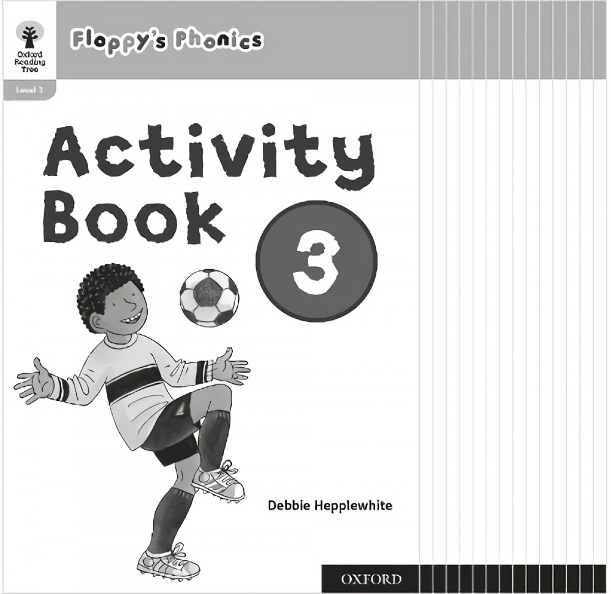 (PACK 15).FLOPPY'S PHONICS 3 WORKBOOK