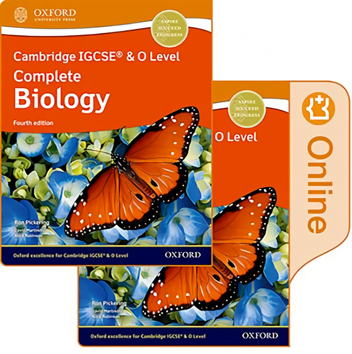 CAMBRIDGE IGCSE (R) LEVEL COMPLETE BIOLOGY PRINT+O