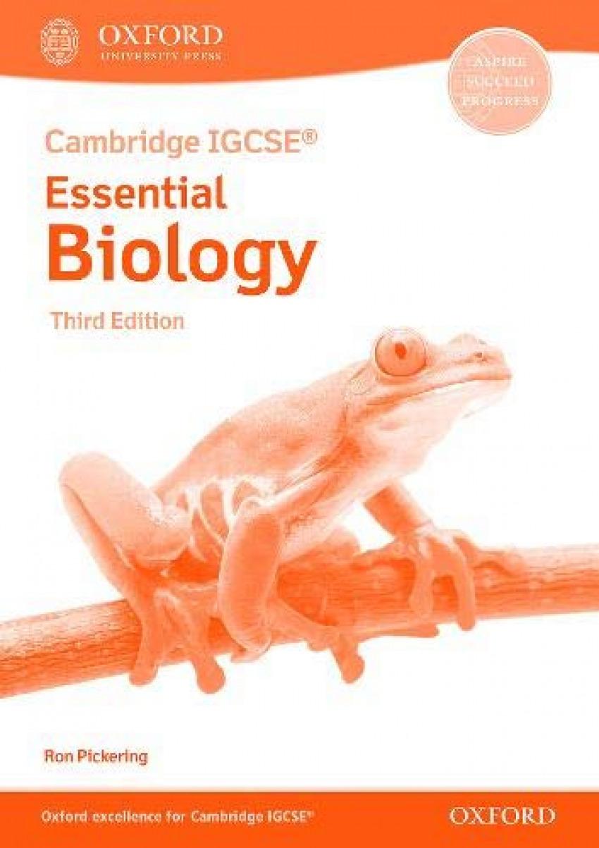 CAMBRIDGE IGCSE O LEVEL ESSENTIAL BIOLOGY WORKBOOK