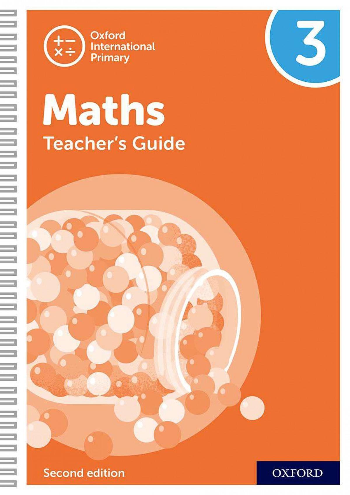 INTERNATIONAL PRIMARY MATHS 3 TEACHER BOOK