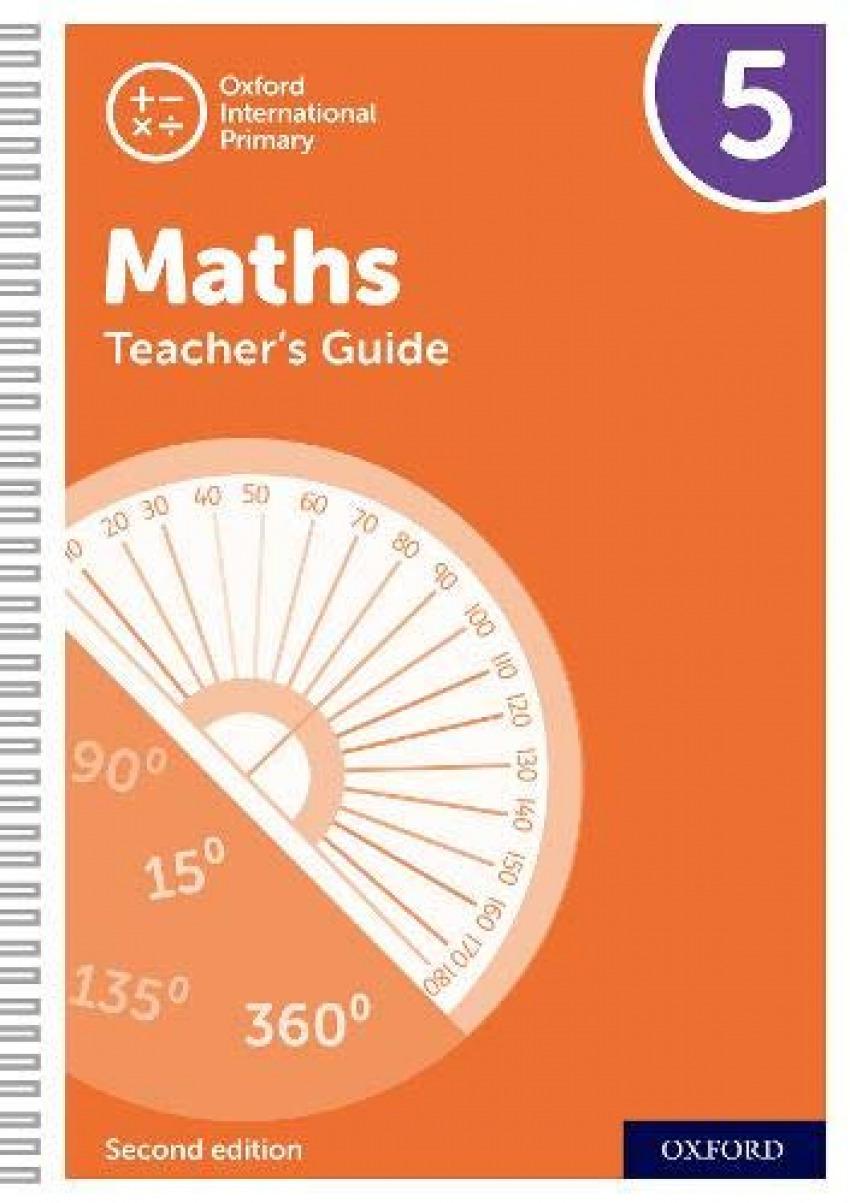 INTERNATIONAL PRIMARY MATHS 5 TEACHER BOOK