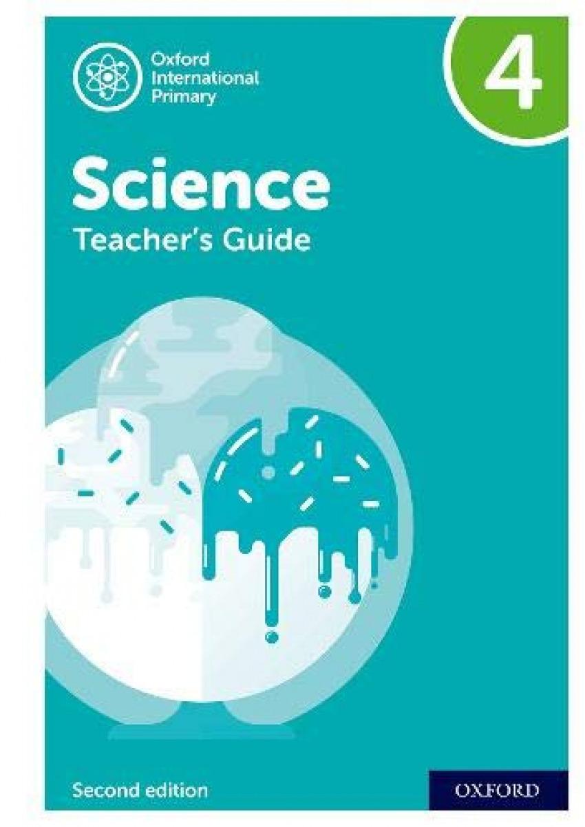 INTERNATIONAL PRIMARY SCIENCE 4 TEACHER BOOK