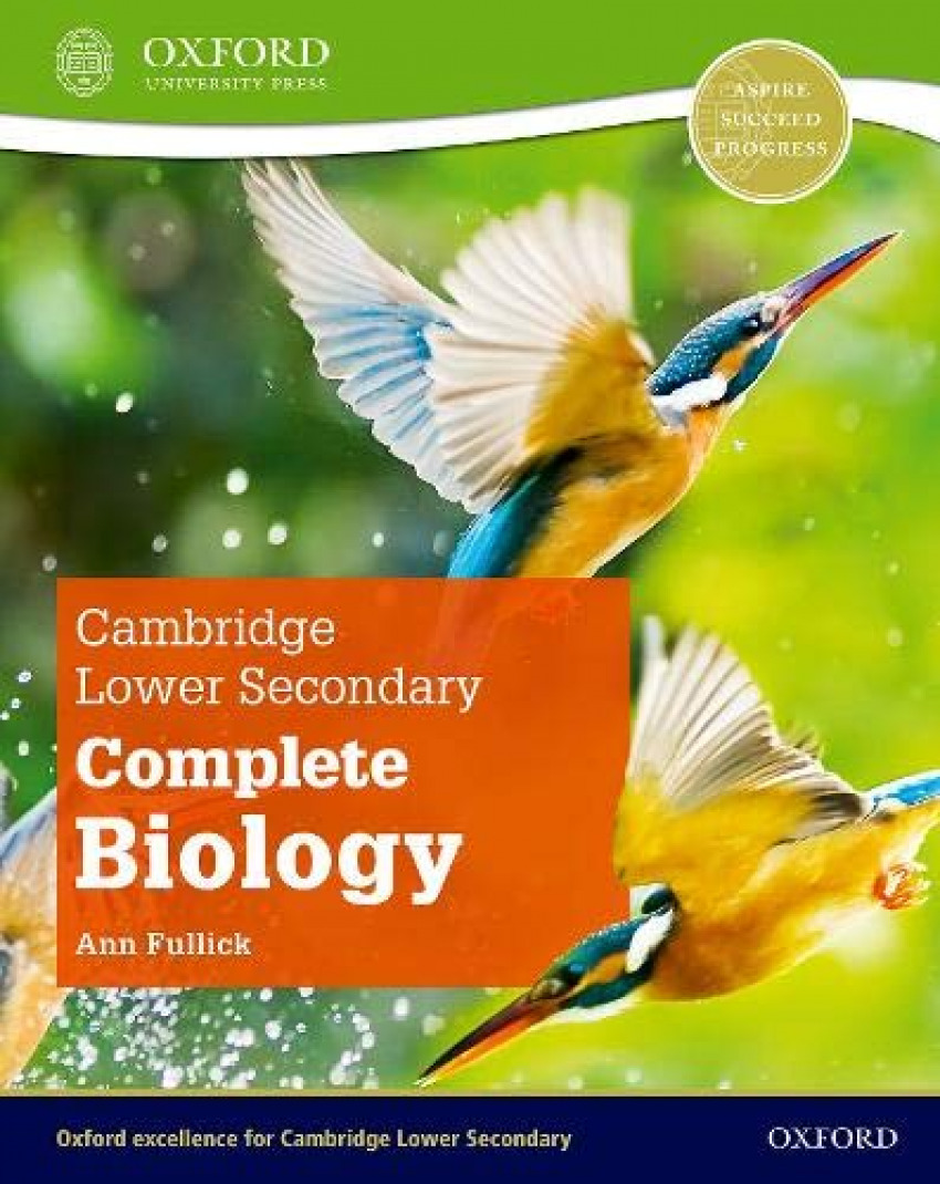 LOWER SECONDARY COMPLETE BIOLOGY STUDET 2ND.EDITIO