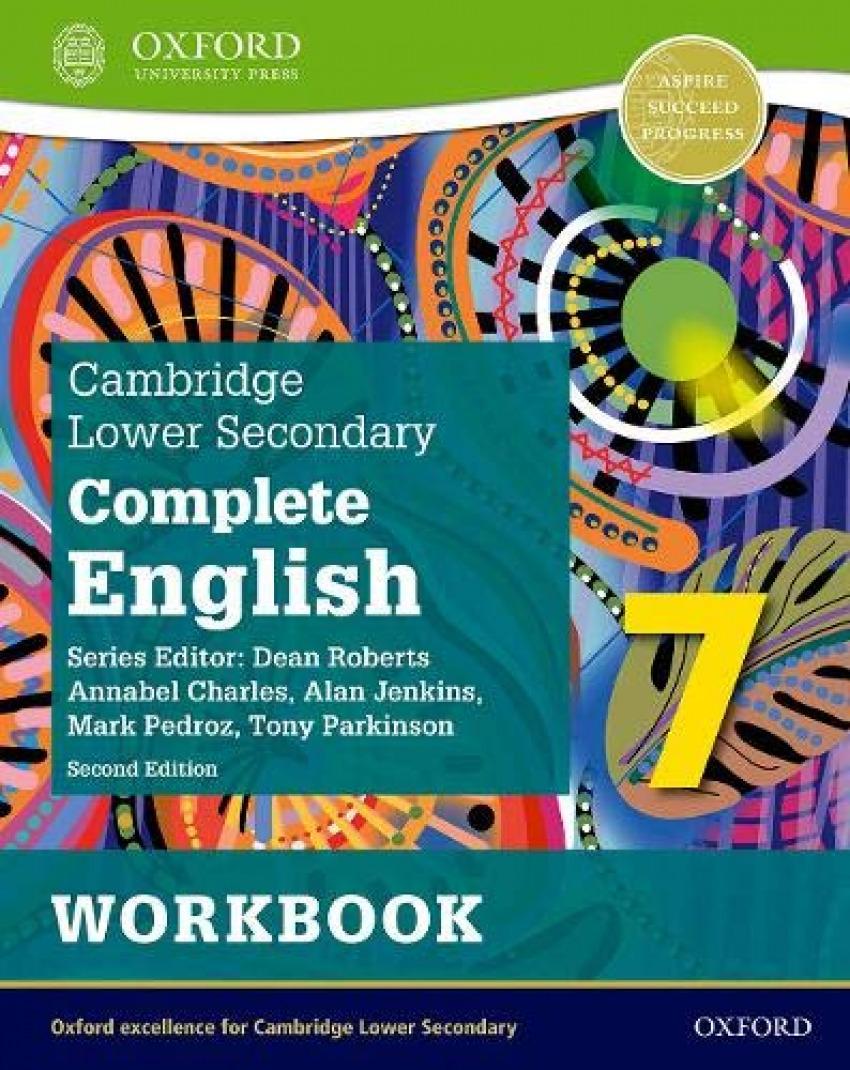 CAMBRIDGE LOWER SECONDARY COMPLETE 7 WORKBOOK