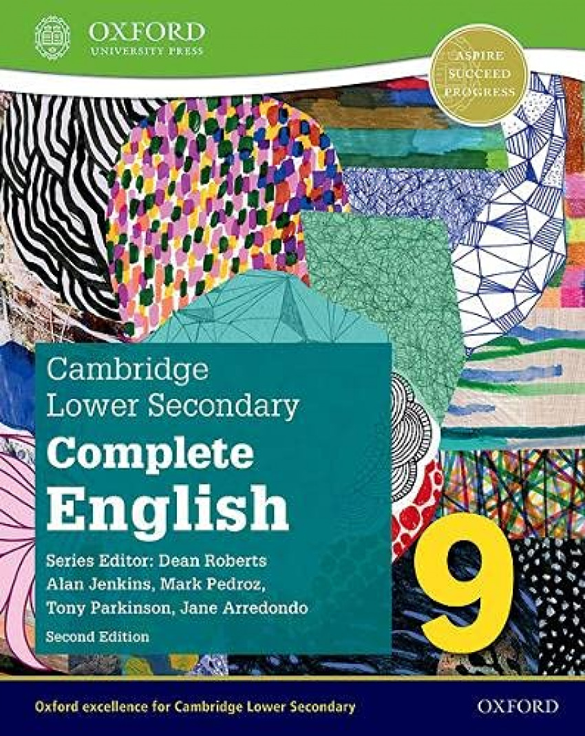 CAMBRIDGE LOWER SECONDARY COMPLETE 9 STUDENT