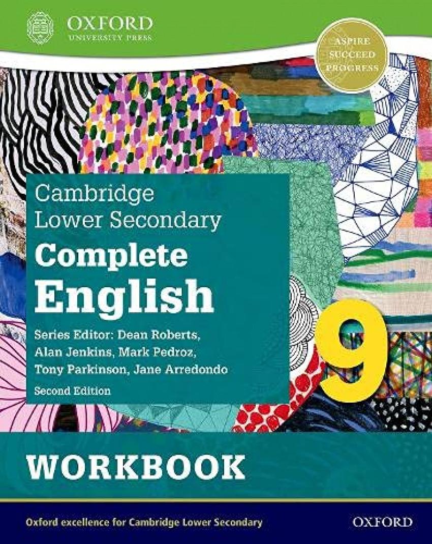 CAMBRIDGE LOWER SECONDARY COMPLETE 9 WORKBOOK