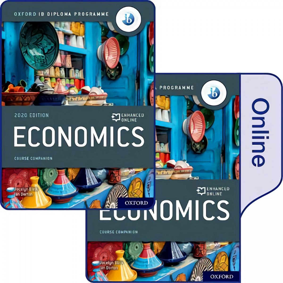 IB ECONOMICS PRINT AND ENHANCED ONLINE COURSE PACK