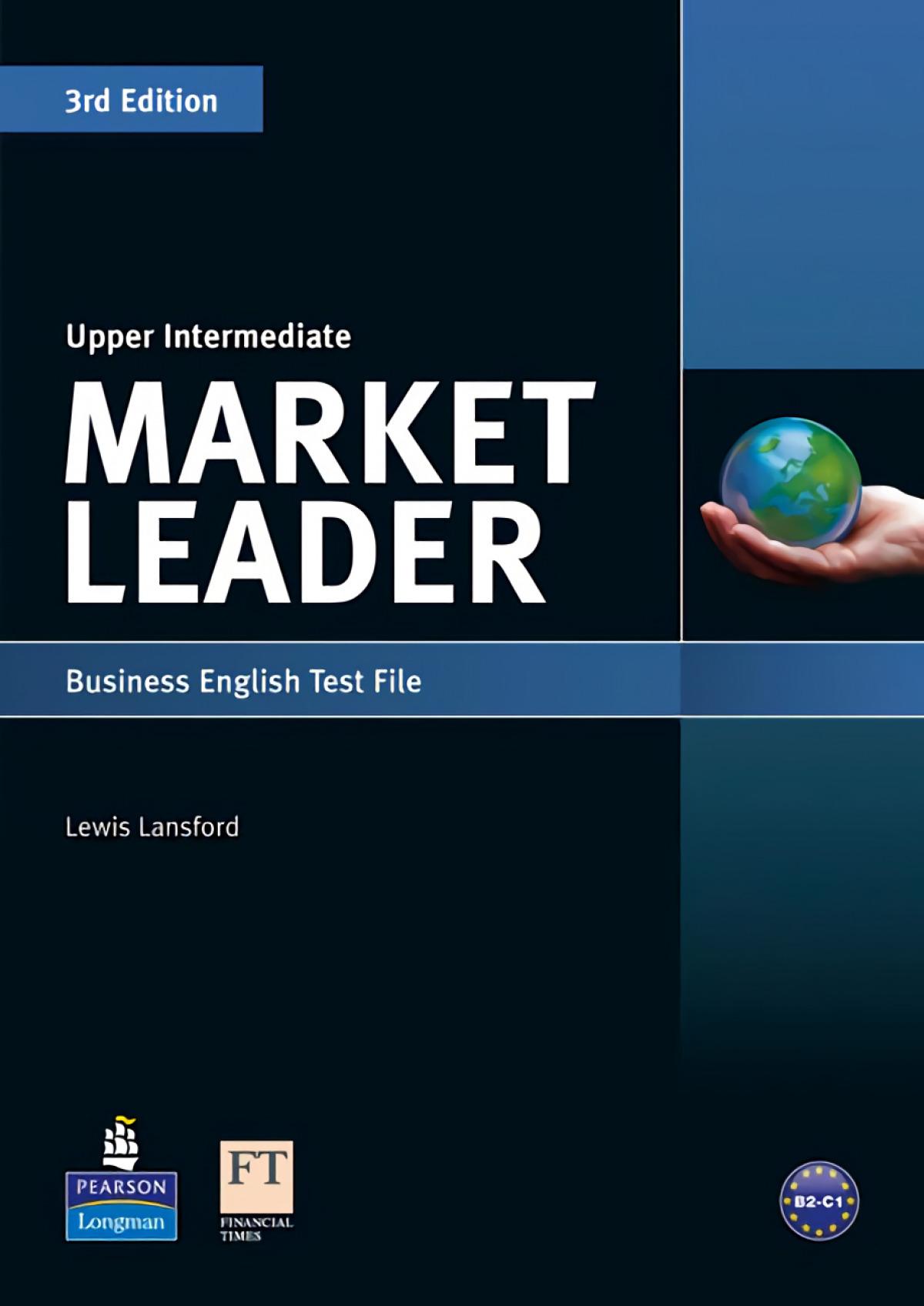 Market Leader 3rd edition Upper Intermediate Test File