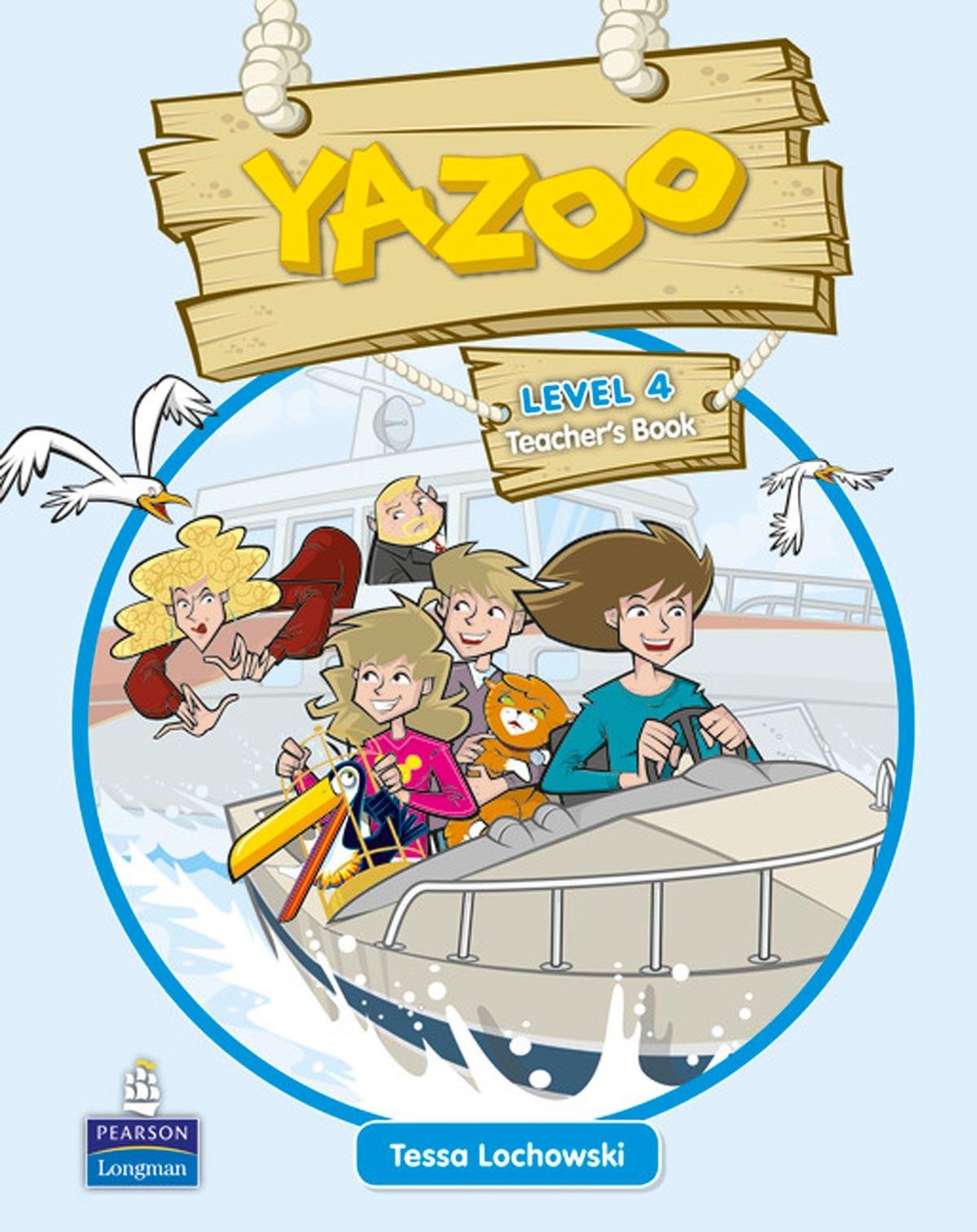 Yazoo Global Level 4 Teacher's Guide