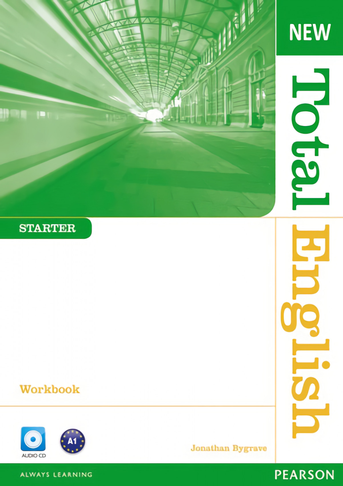 New total english starter. Workbook-key+cd
