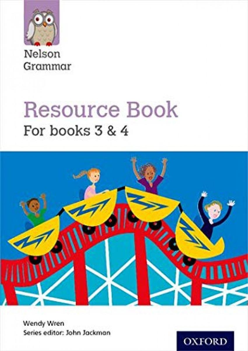NELSON GRAMMAR RESOURCE BOOK 3-4