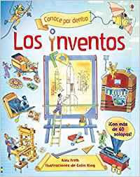 LOS INVENTOS 9781409544449