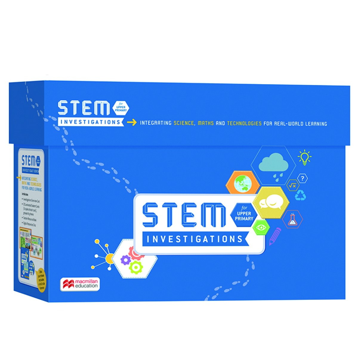 STEM INVESTIGATIONS FOR UPPER PRIMARY