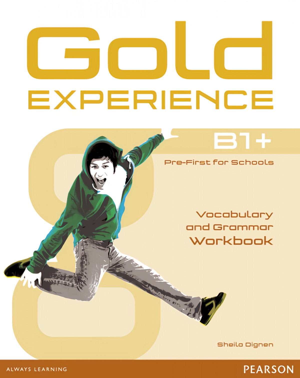 Gold experience B1+ workbook -key