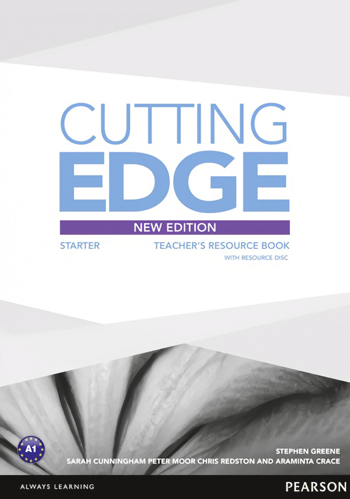 (TCHS).CUTTING EDGE STARTER TEACHERS BOOK +RESOURCE