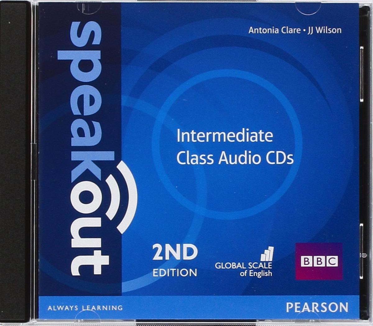 SPEAKOUT INTERMEDIATE CLASS CD(2)16