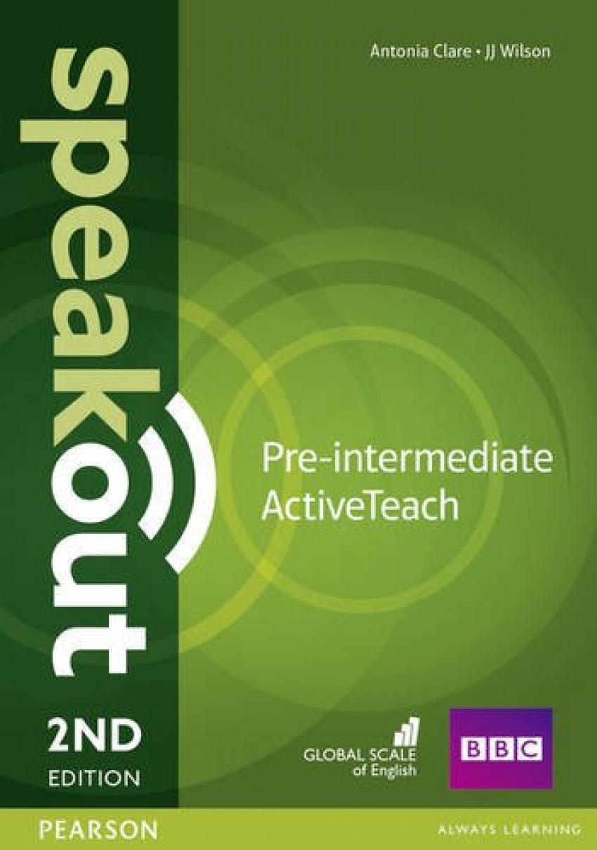 SPEAKOUT PRE-INTERMEDIATE 2ND EDITION ACTIVE TEACH