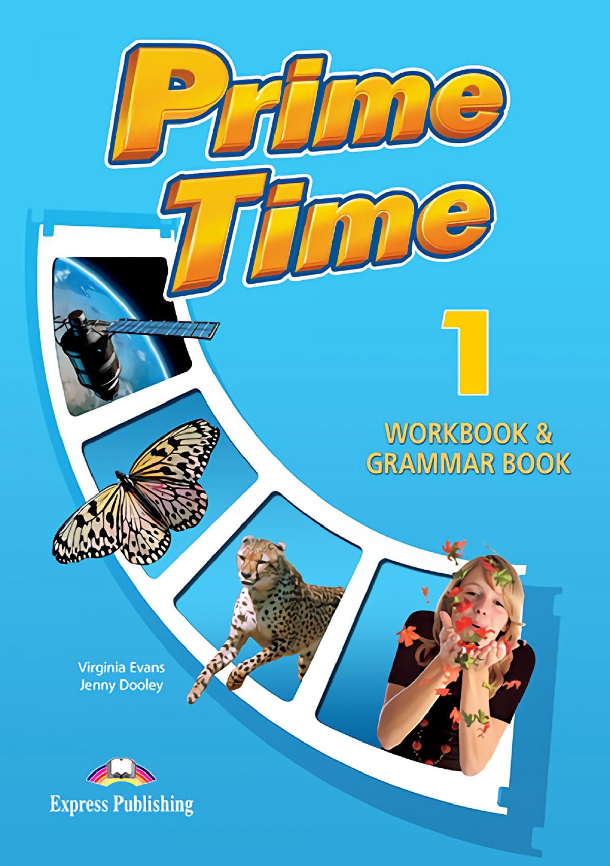 PRIME TIME 1 WORKBOOK