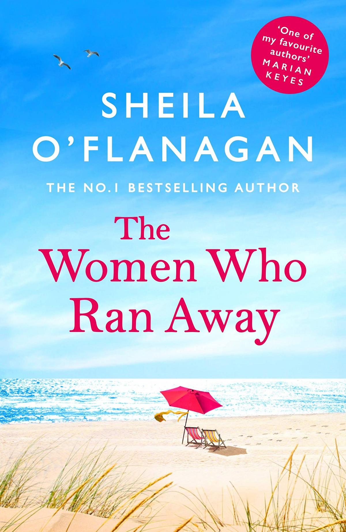 (O'FLANAGAN).THE WOMEN WHO RAN AWAY