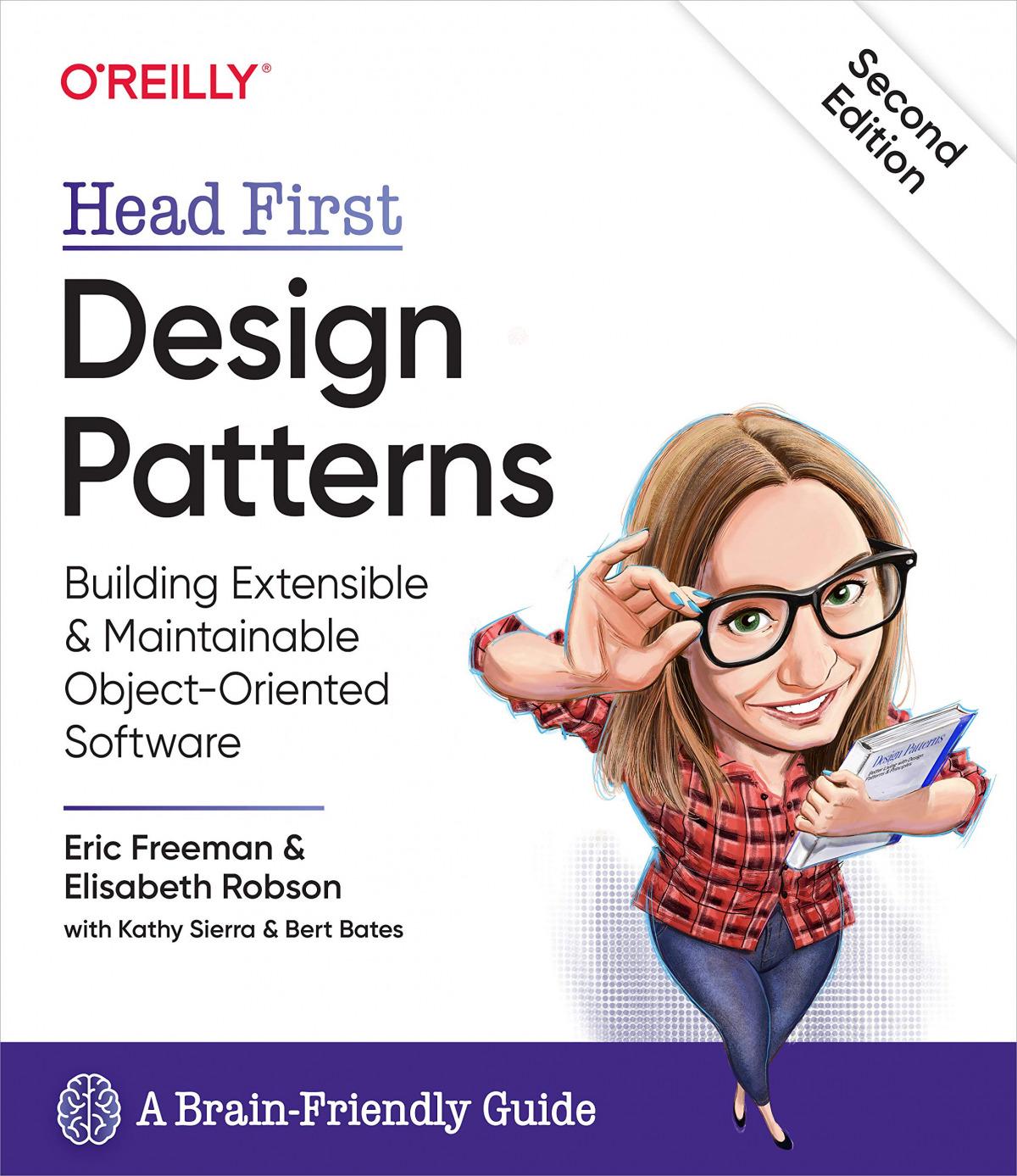 Heard first design patterns