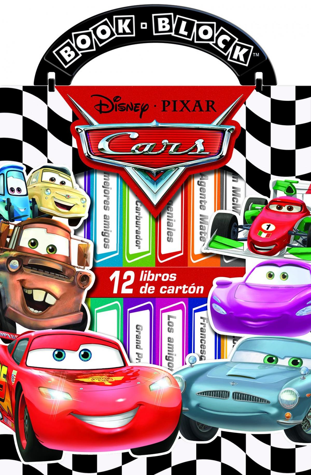 CARS. MI PRIMERA LIBRER-A 9781503723108