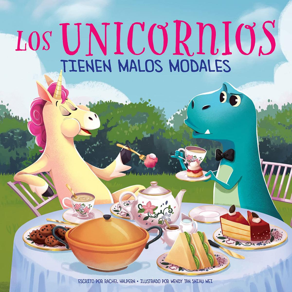 LOS UNICORNIOS NO TIENEN MODALES