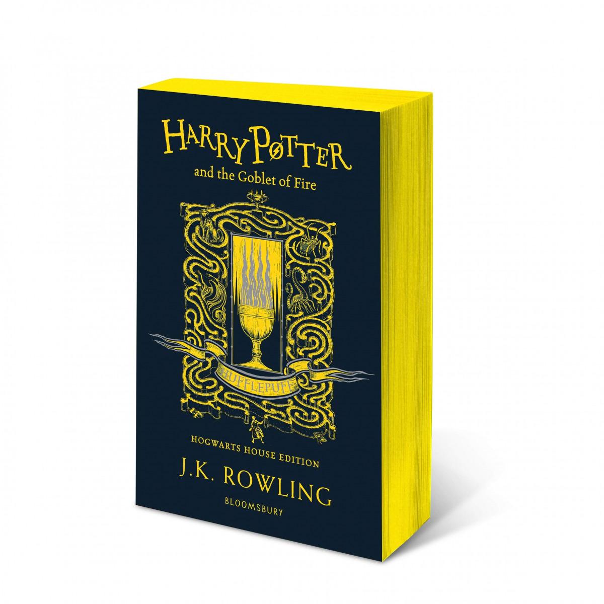 Harry Potter 4-20 aniv hufflepuff
