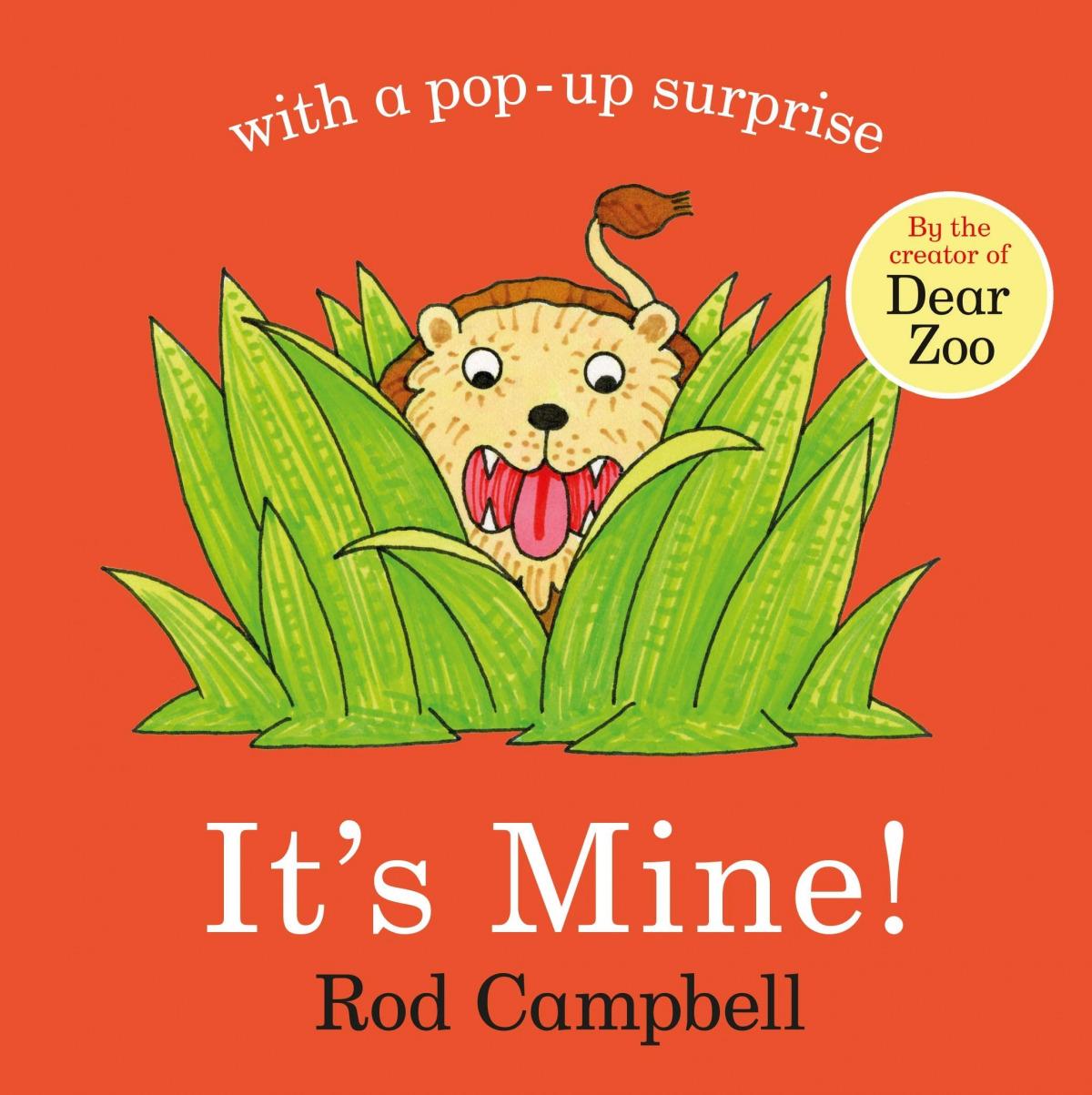 (campbell).it´s mine!.(pan macmillan)