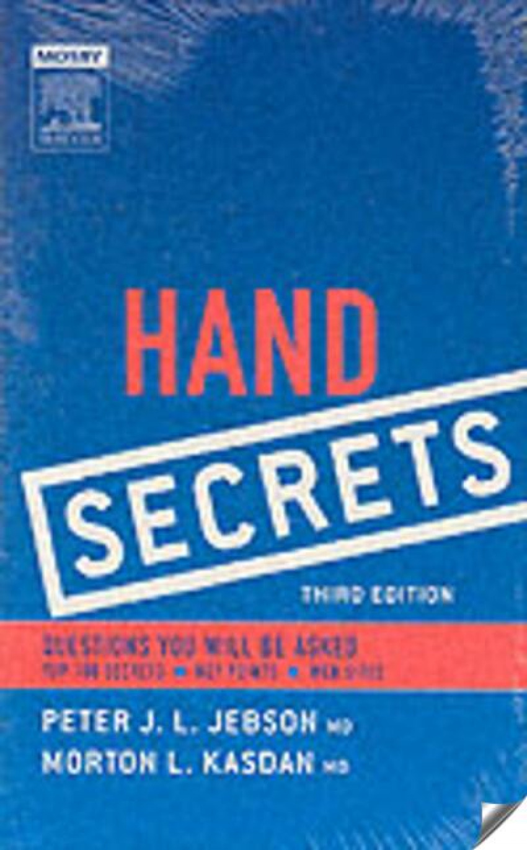 HAND SECRETS 3RD.EDITION