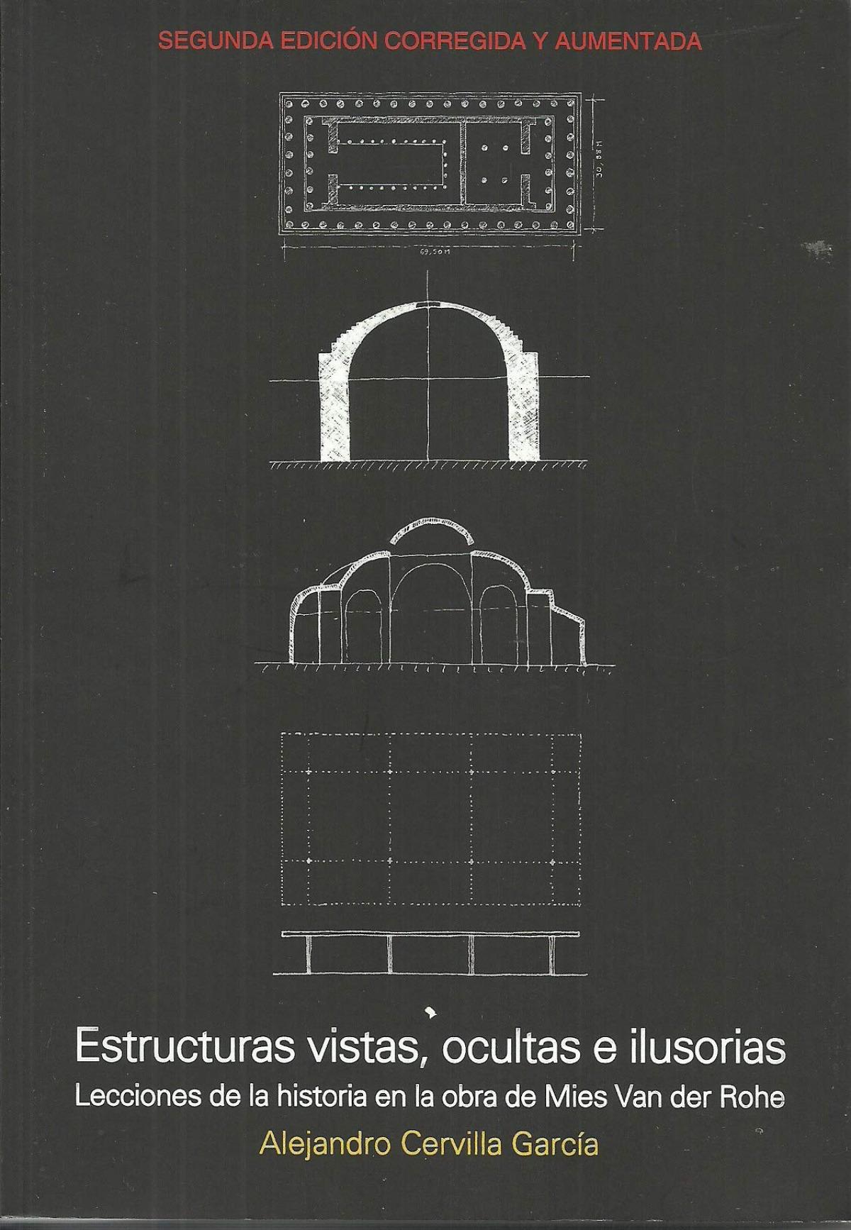ESTRUCTURAS VISTAS, OCULTAS E ILUSORIAS (2ª EDICIÓN)