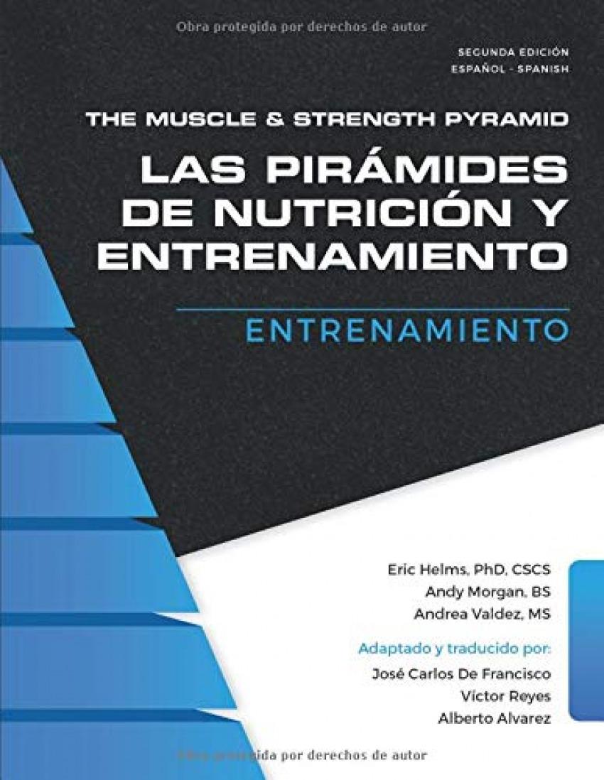 THE MUSCLE AND STRENGTH PYRAMID: ENTRENAMIENTO (LAS PIRÁMIDES DE NUTRICIÓN Y ENT