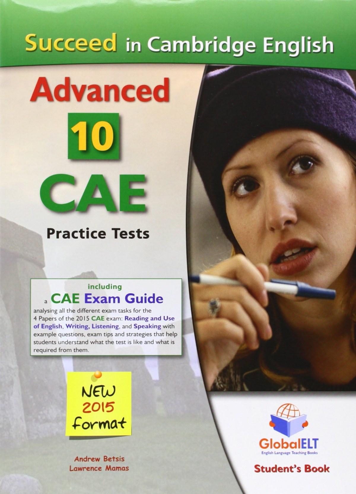 Succeed cambridge english advanced 10 cae