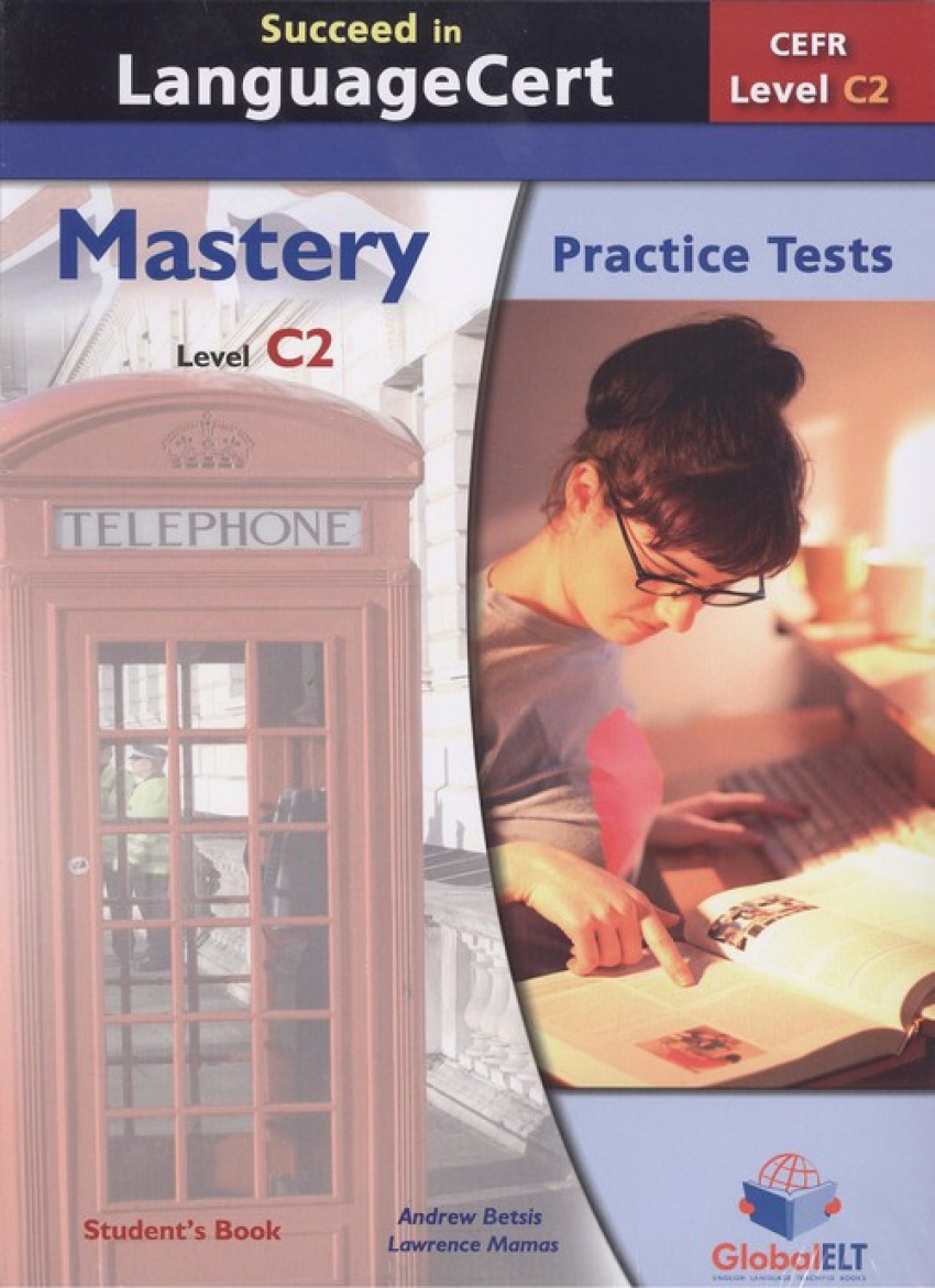 SUCCEED IN LANGUAGE CERT C2 MASTERY STUDENT´S BOOK TESTS