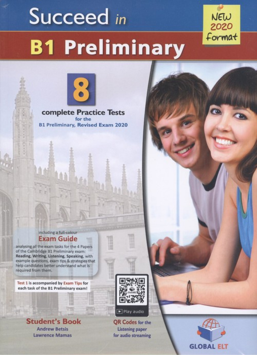 Succeed In B1 Preliminary B1 - ISBN 9781781646557 - Imosver