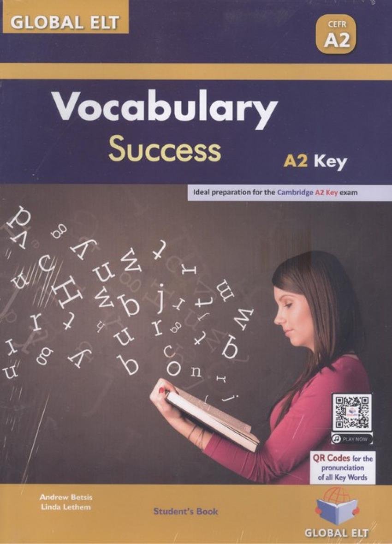 VOCABULARY SUCCESS A2 KEY