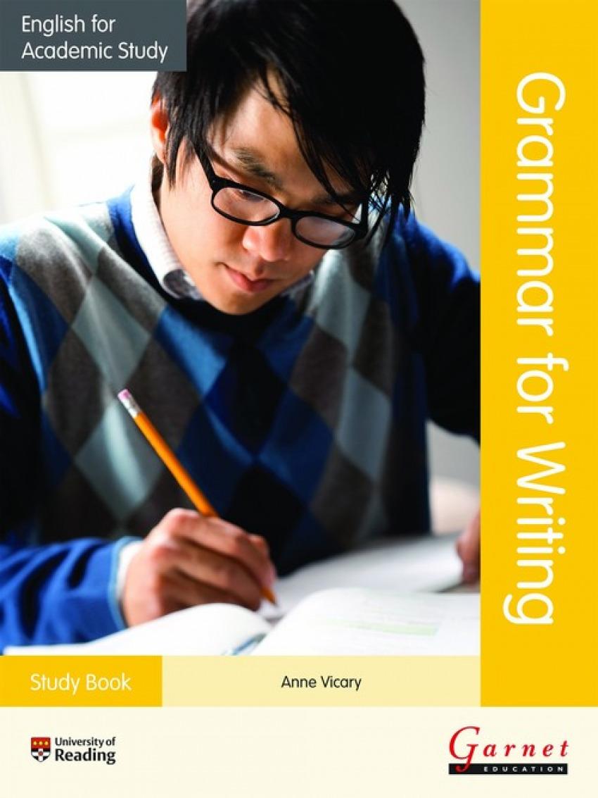 Eas:grammar for writing study book