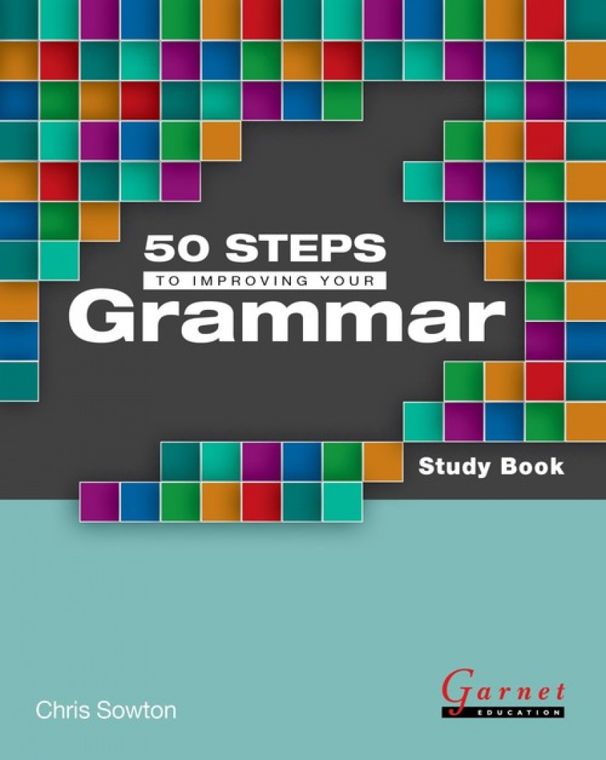 50 steps to improving your grammar study book
