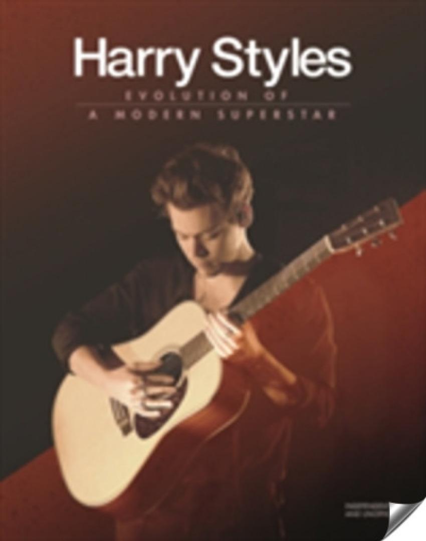 HARRY STYLES ULTIMATE FAN BOOK (WELBECK PRESS)