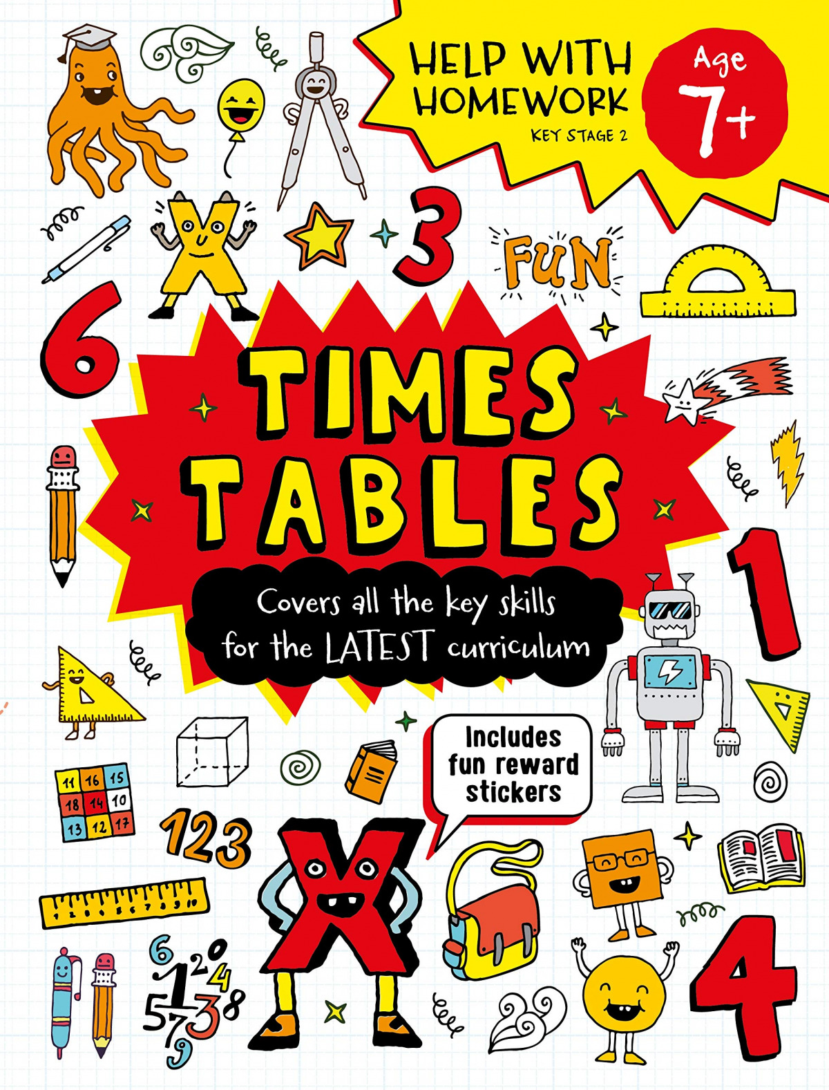 Times Tables (Age 7+)
