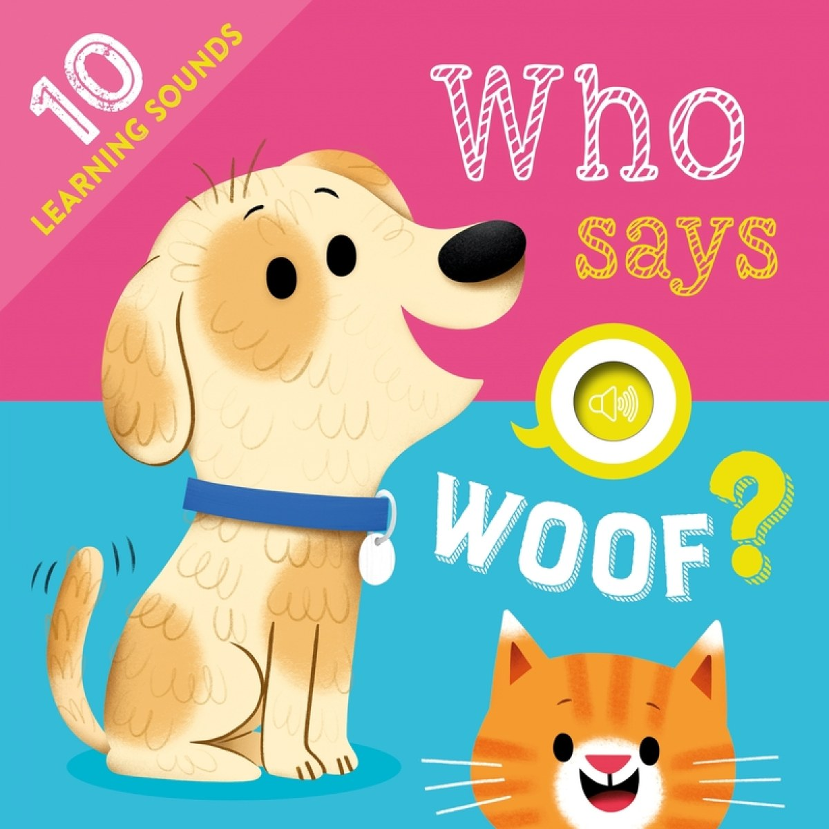 Who Says Woof?