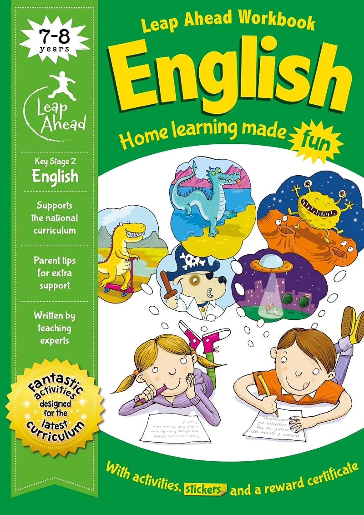 Leap Ahead: 7-8 Years English