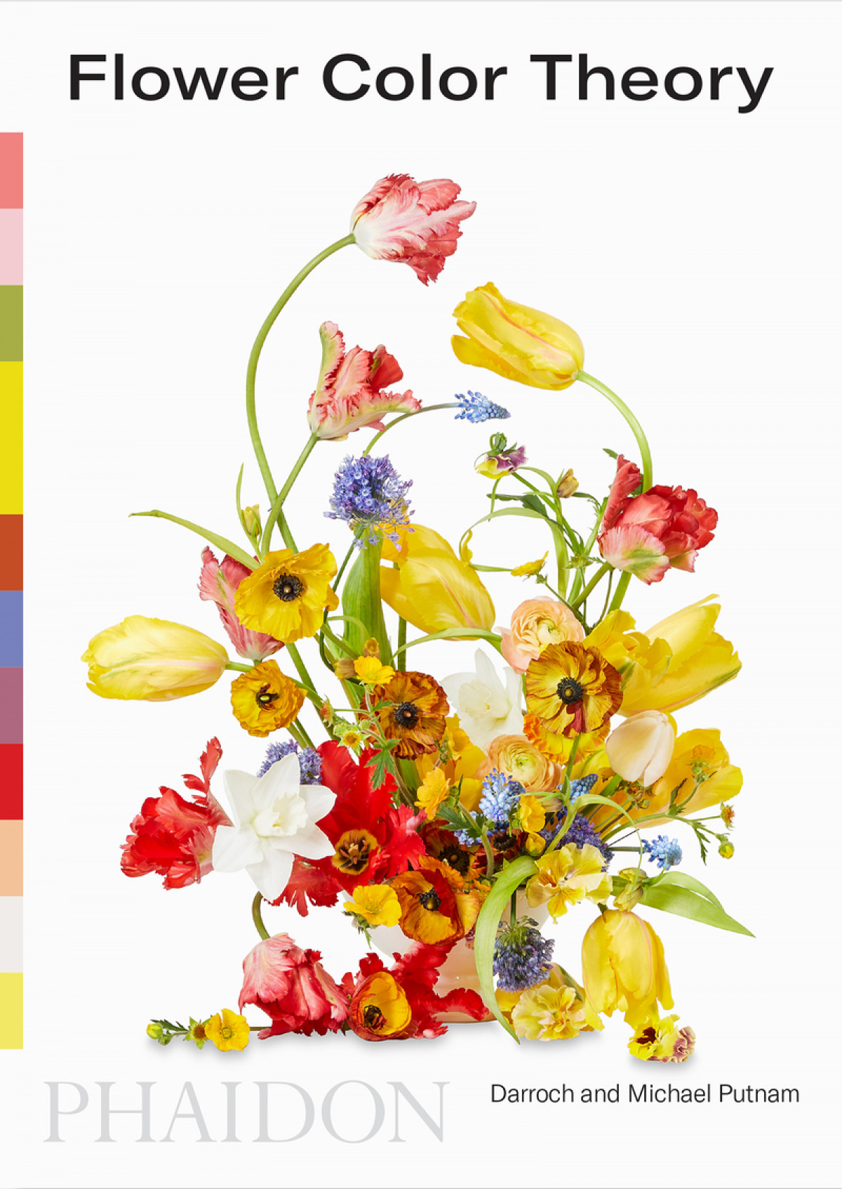 Flower Color Theory