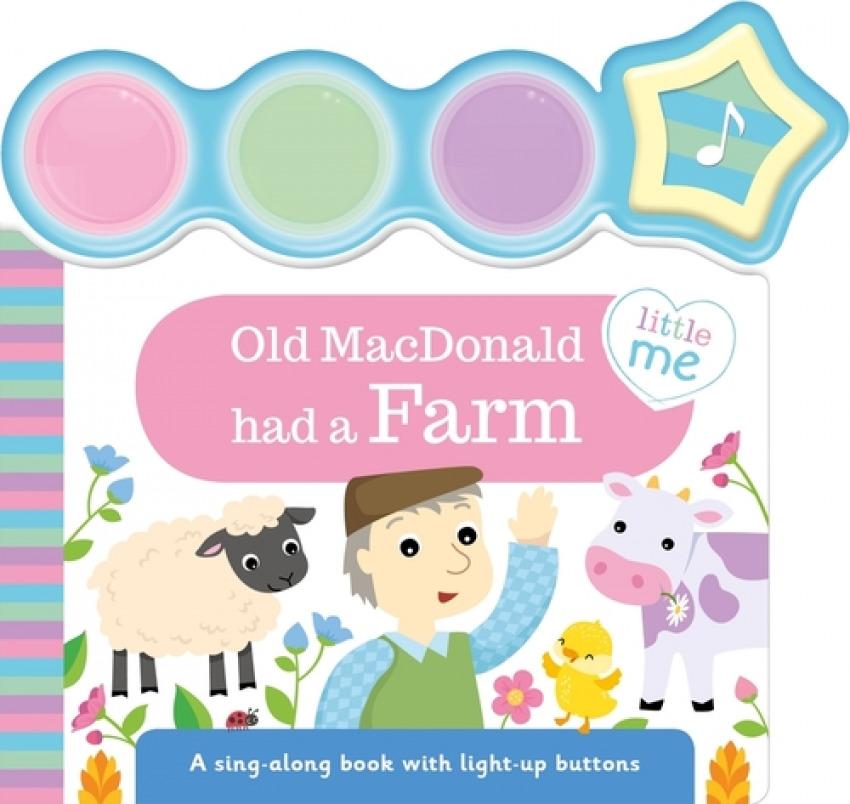 Old MacDonald Had A Farm (Little Me Light-Up Sounds)